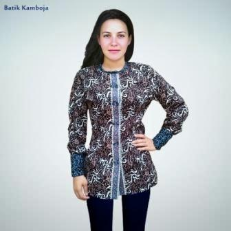 batik kamboja F