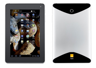 Orange Tahiti Tablet Specs, Release Date and Price details emerged