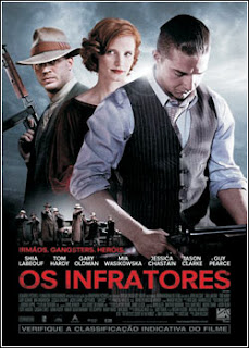 Download - Os Infratores DVDRip - AVI - Dual Áudio