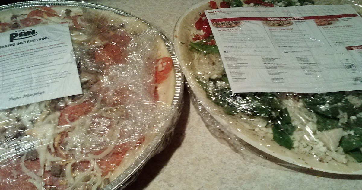 Friday Night Means Pizza From Papa Murphys My Wahm Plan