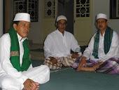Ahmad Fauzi Bersama Para  Muqadam
