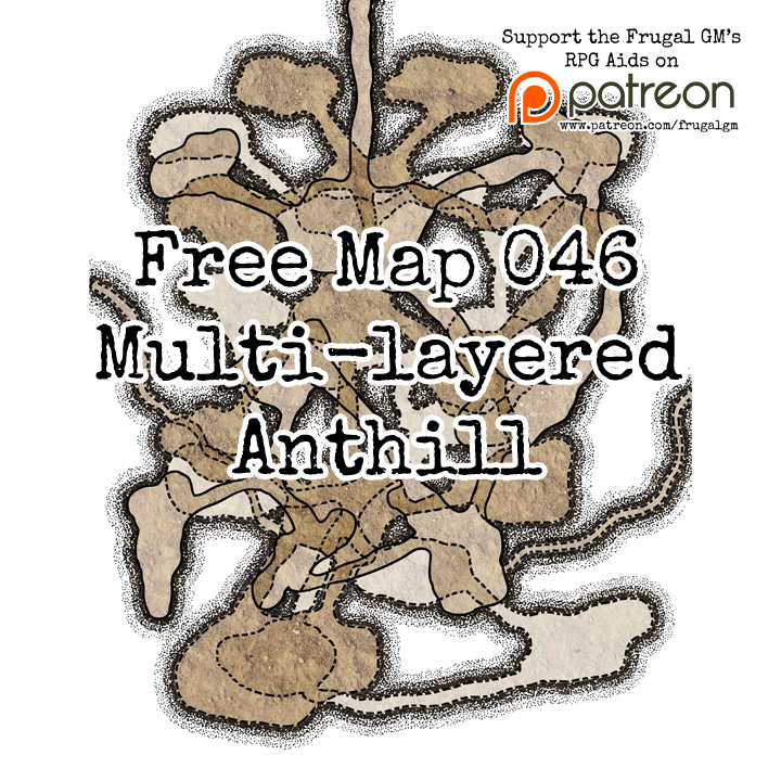 Free Map046: Anthill