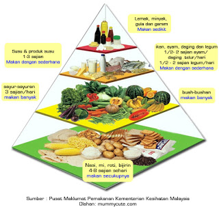 Pengambilan Makanan Cara Rasulullah | Mimpi Lalu