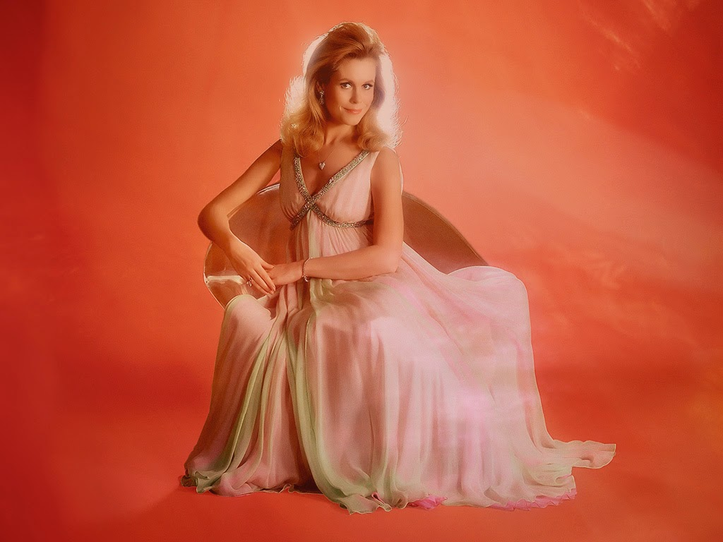 The one and only Elizabeth Montgomery