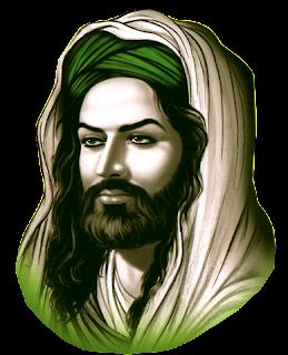 في طيّ الأرض للإمام علي بن موسى الرضا عليهما السلام