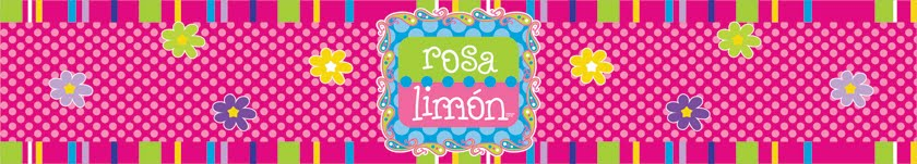 Rosa Limon by Silvia Barrera