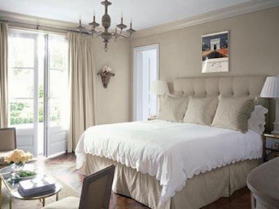 cabecero cama tapizado