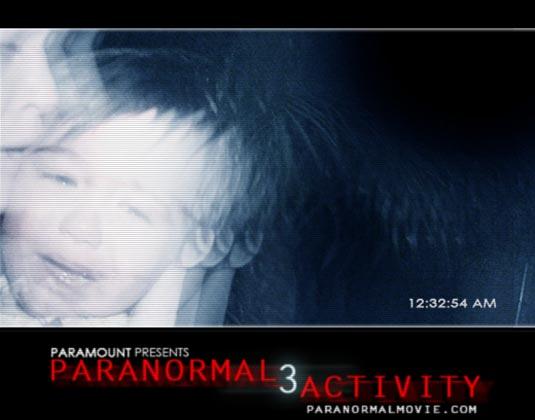 Actividad Paranormal 3!