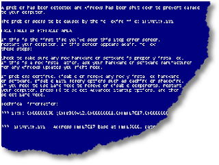 Cara Mengatasi Blue Screen