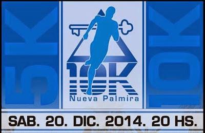 10k Nueva Palmira (Colonia, 20/dic/2014)