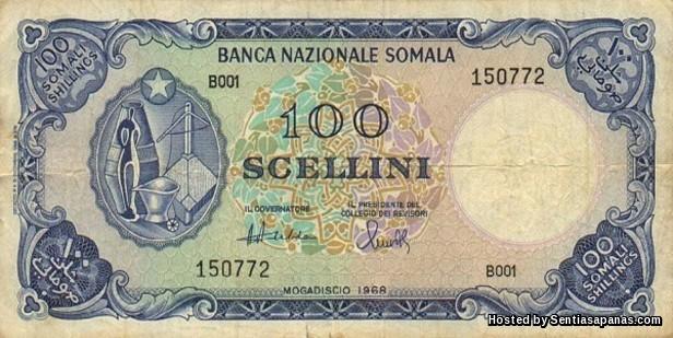 Shilling Somalia
