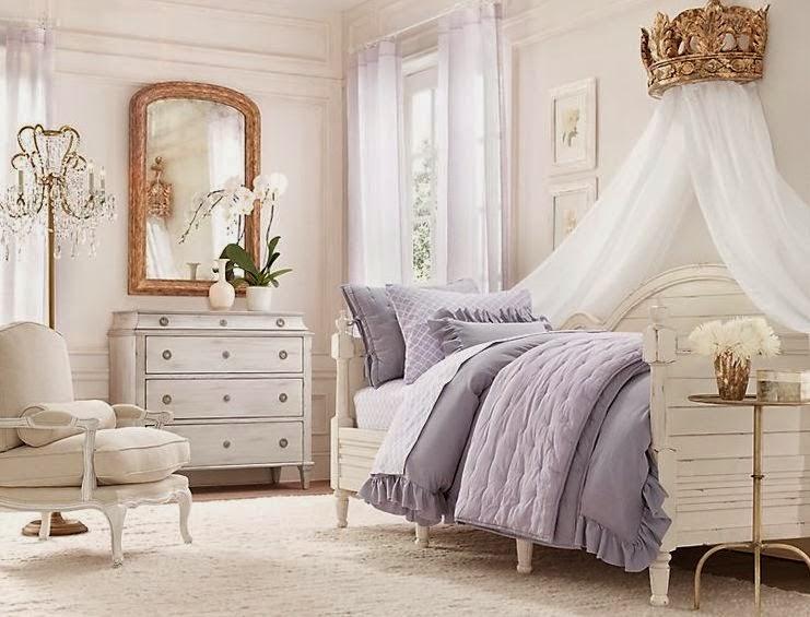Boiserie c camere da letto 45 idee per ricreare lo for Camera da letto per ragazza