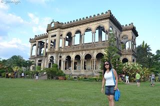the Ruins, Talisay City