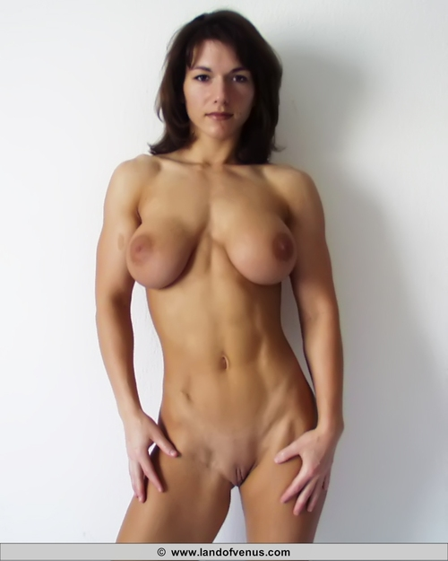 Athletes professional nude female