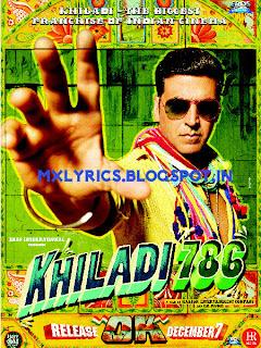 Balma Song Lyrics From Movie Khiladi 786