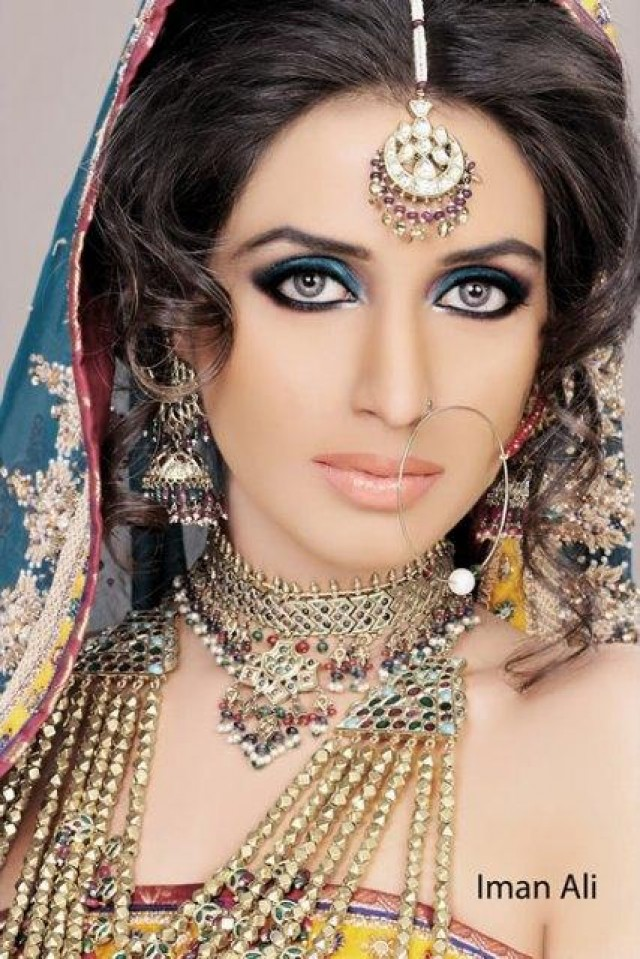 Iman Ali Wedding picsIman Ali 2013