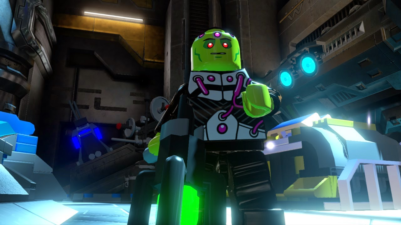 Lego Batman 3 Brainiac