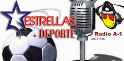 """ESTRELLAS DEL DEPORTE Por: Alberto Ramos """"Ramitos"""" El Caballero del Micrófono Deportivo"""
