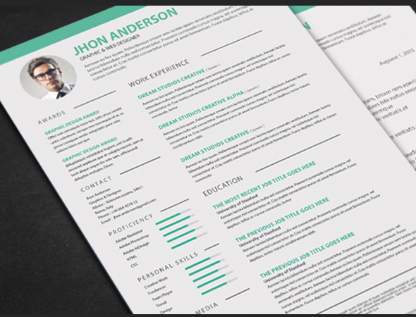 related post of free premade resume templates