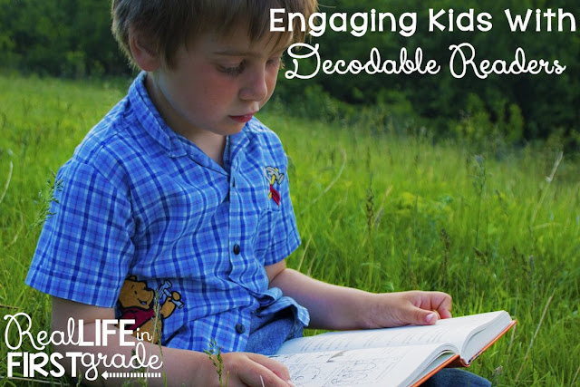 Engaging Kids with Decodable Books