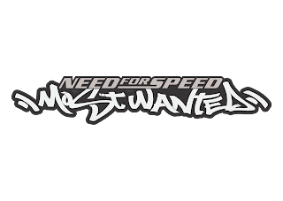 NFS Most Wanted Logo Vector