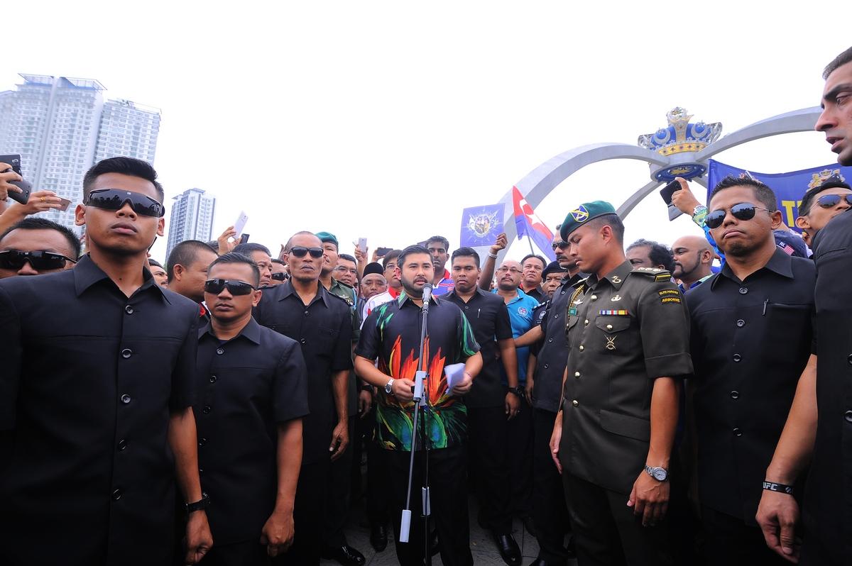 TMJ Beri Amaran Johor Boleh Keluar Malaysia Jika Perjanjian Tidak Dipatuhi