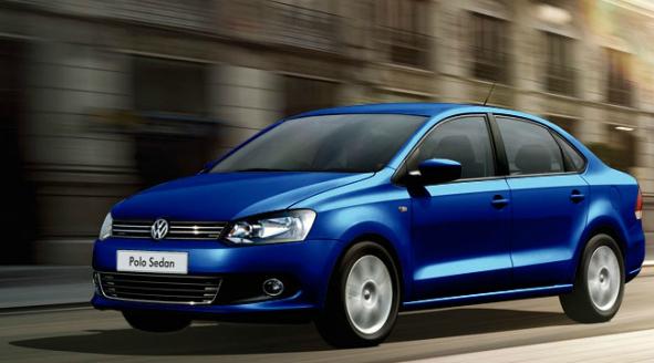 Volkswagen Polo V Sedan 2015 CouleursColors