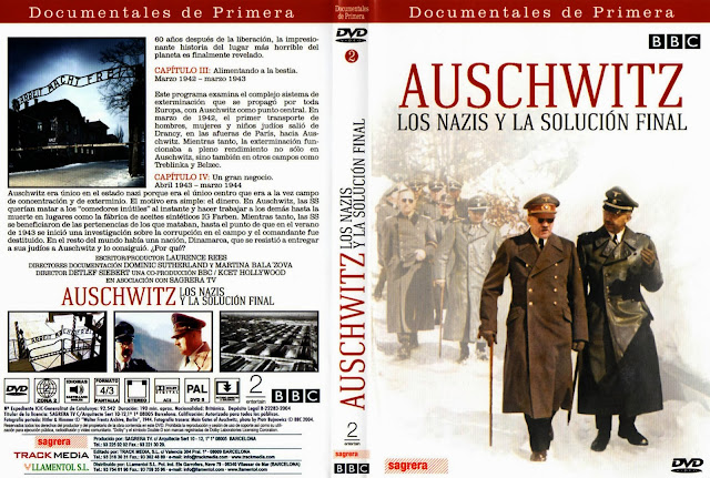 Historias - Página 11 Auschwitz+(Los+Nazis+Y+La+Solucion+Final+Volumen+1)