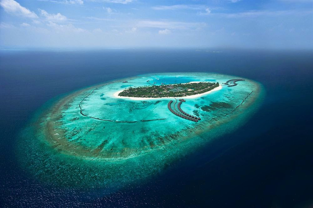 Atollo di Noonu (Maldive) - The Sun Siyam Iru Fushi 5* - Hotel da Sogno