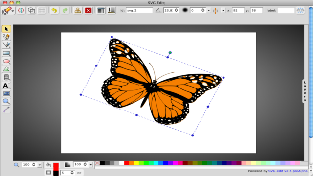Chaalpritam opensource tools for design Open source svg editor