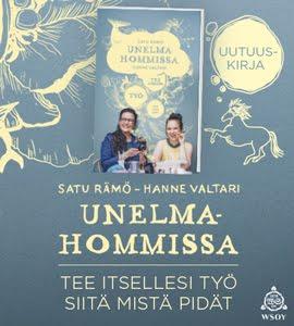 TILAA TÄSTÄ: UNELMAHOMMISSA