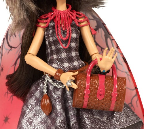 TOYS : JUGUETES - EVER AFTER HIGH  Legacy Day - Cerise Hood : Muñeca | Doll  Producto Oficial 2014 | Mattel BJH48 | A partir de 6 años