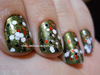 Kawaii Nail Lacquer Frosty Remix