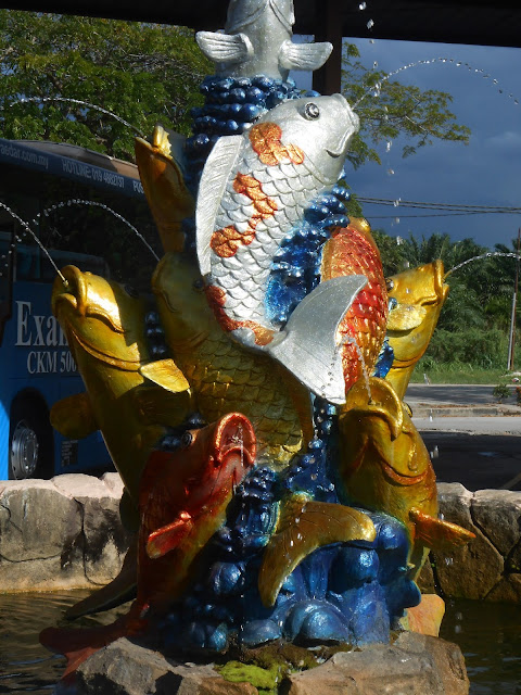 Fish,Malaysia,Restaurant