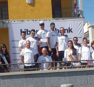 Ciclismo Aranjuez en Noez