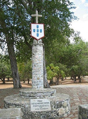 Monument Lifau Oecusse Timor Leste