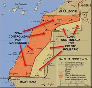 informacion sahara occidental: