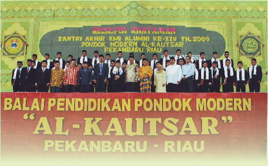 Pondok Modern Al-Kautsar Pekanbaru - Riau