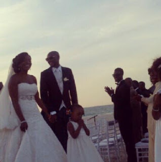 2Face And Annie Idibia's Dubai Wedding