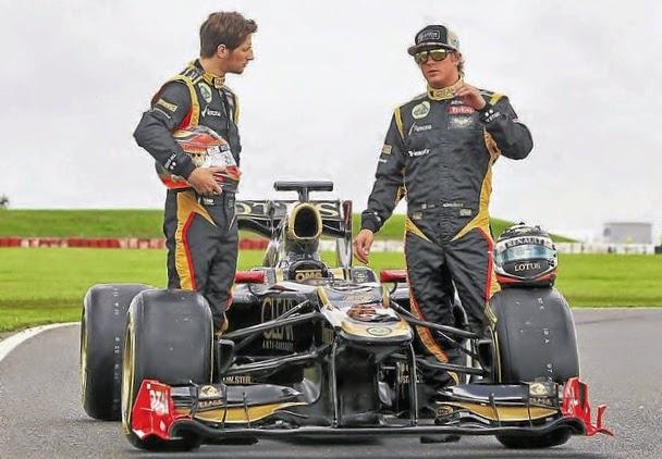 Lotus F1 perdió dinero