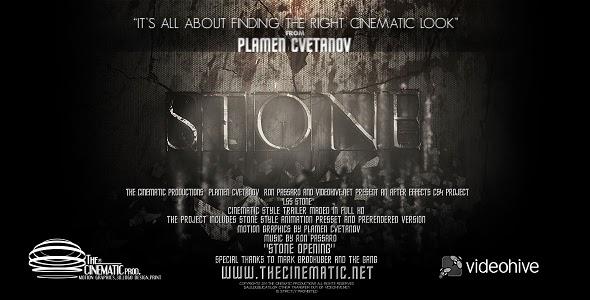 VideoHive LS Series - Stone