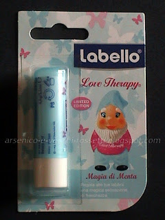 Labello Love Therapy Magia di Menta