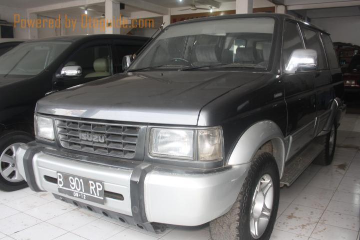 mobil bekas tahun 1997 isuzu panther hi sporty black jual beli mobil