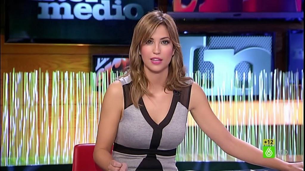SANDRA SABATES, EL INTERMEDIO (31.10.13)