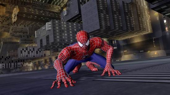 Download Game Spiderman 3