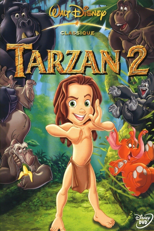 disney tarzan full movie
