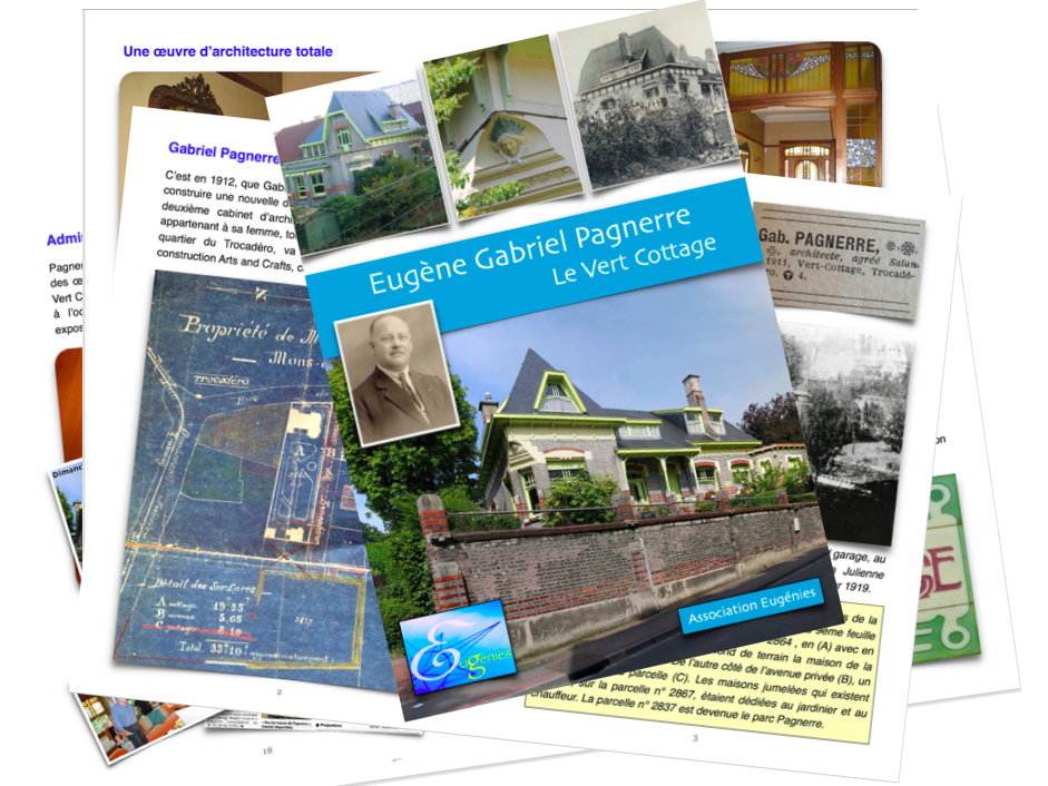 La brochure du Vert Cottage