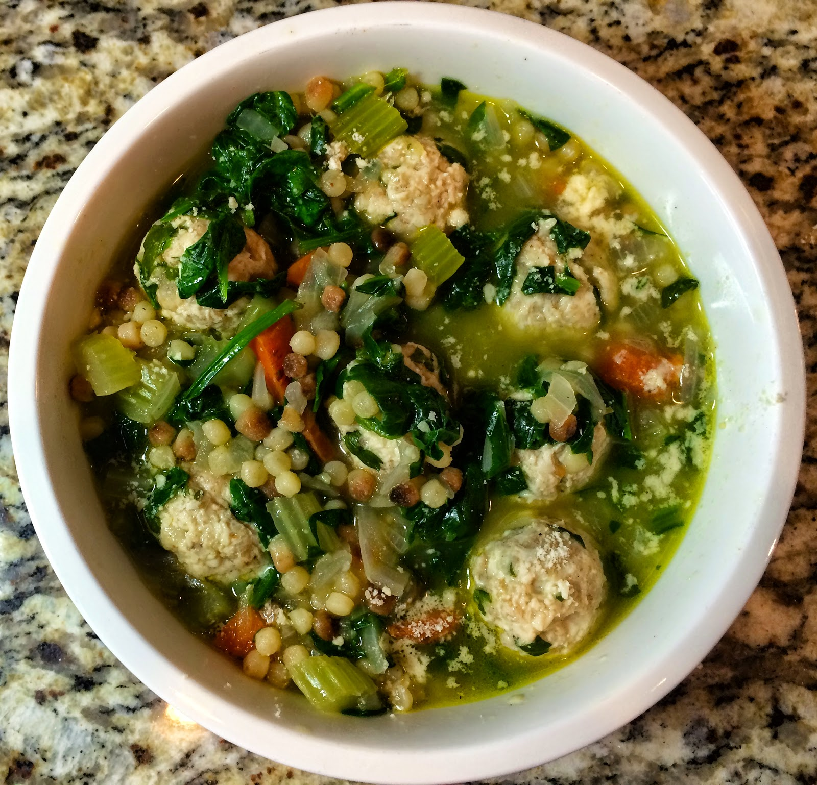 Blue apron qvc - Ingredients For Italian Wedding Soup