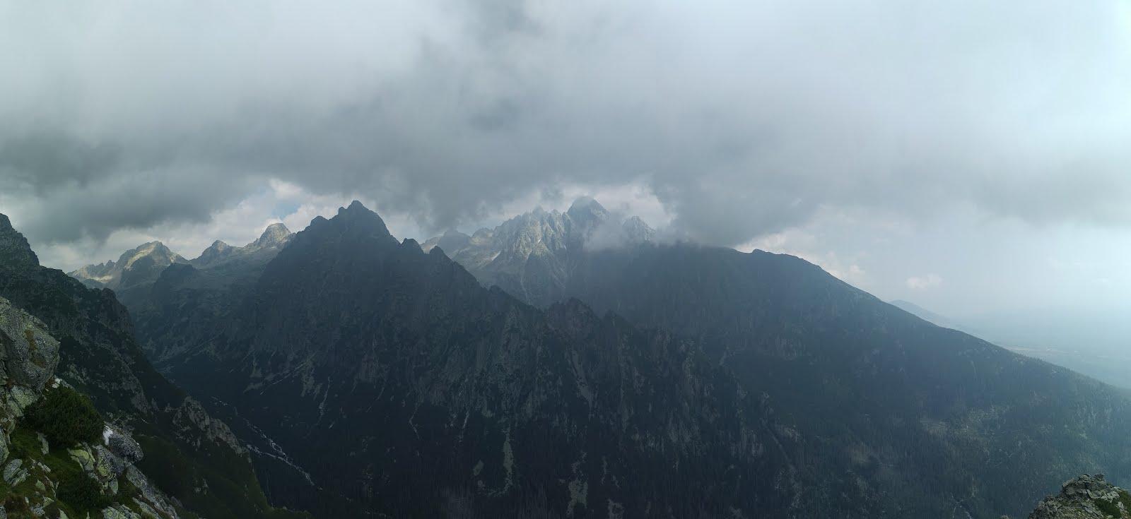 Tatra mendiak