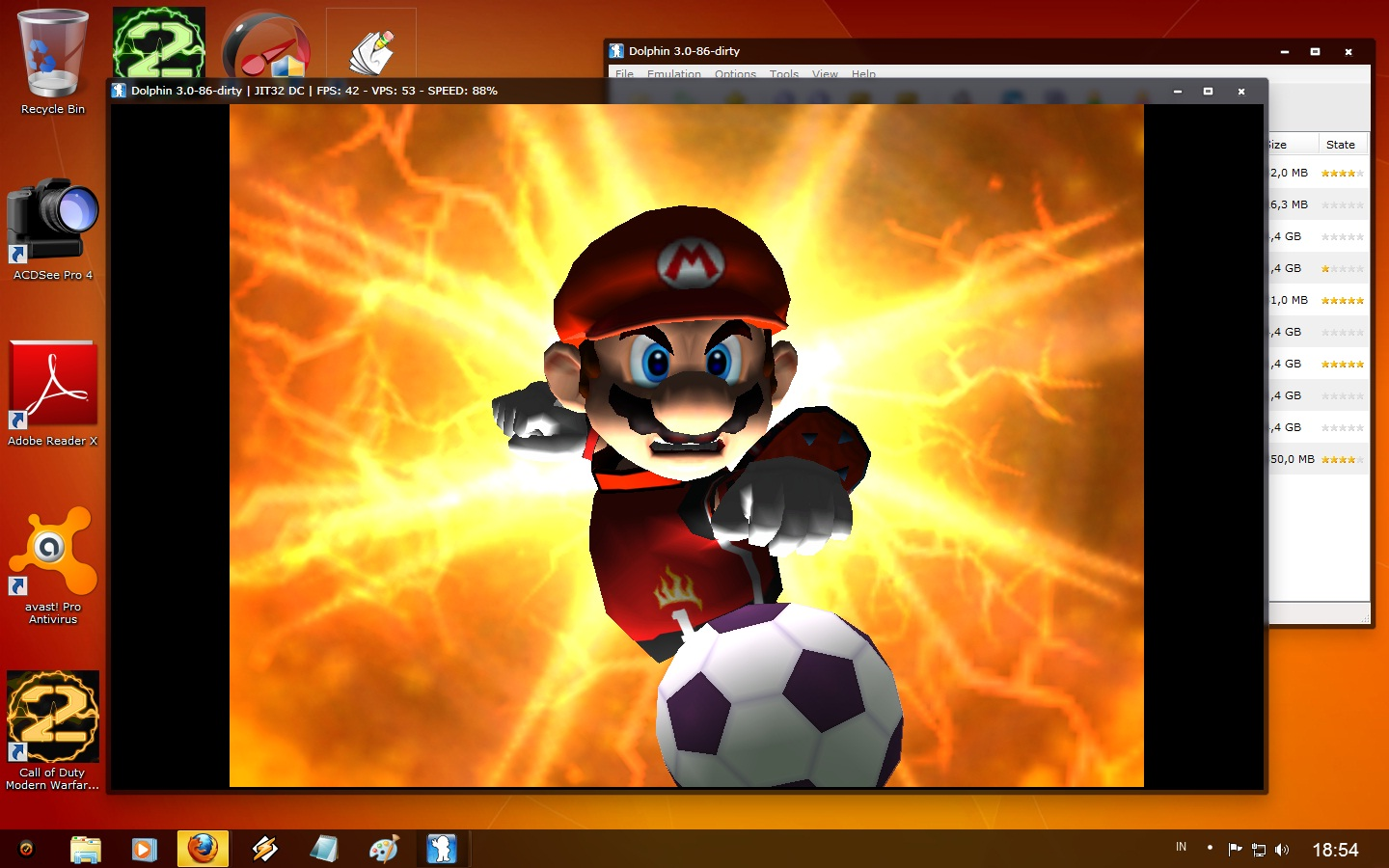 Shaolin Soccer Game PC http://devyblock.blogspot.com/2011/09/super-mario-strikers-proper-pc-game.html